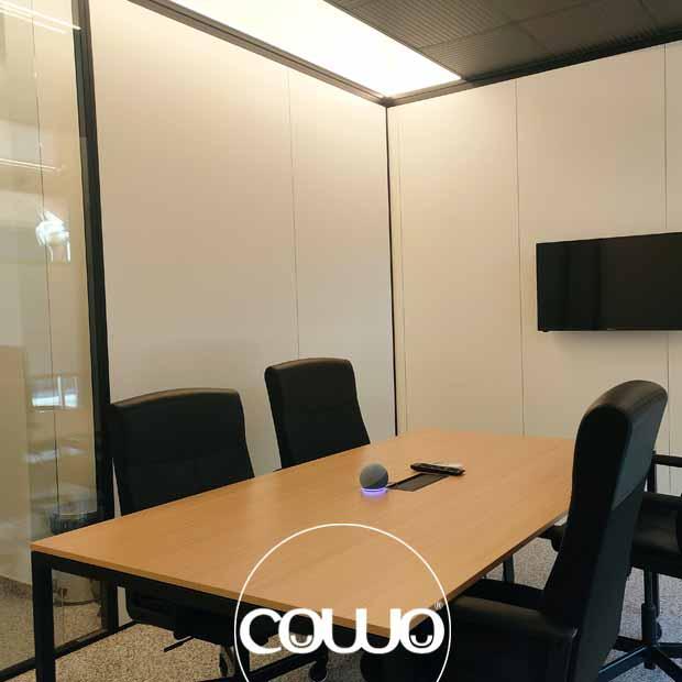 ufficio nello spazio coworking di vanzago rho