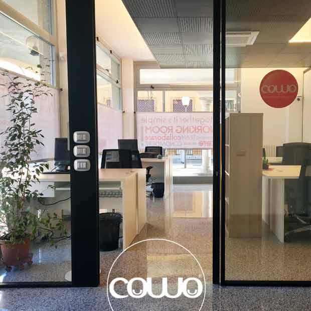 Ingresso Cowo - Coworking Vanzago Rho